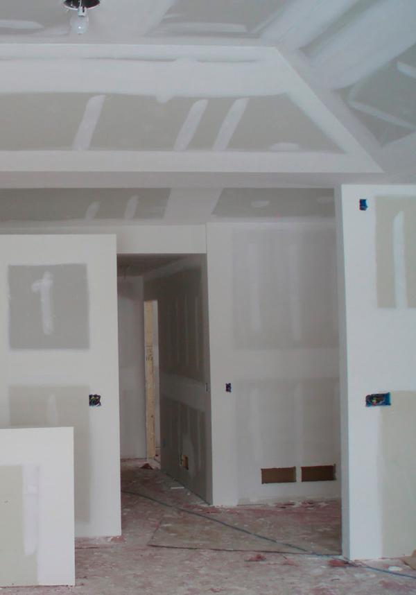 Como hacer armario de pladur cheap muebles de pladur with - Hacer pared pladur ...
