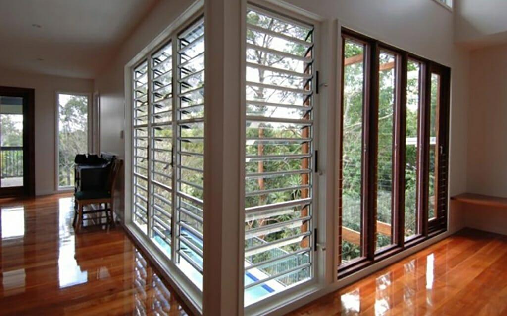 Elegir ventanas para el hogar
