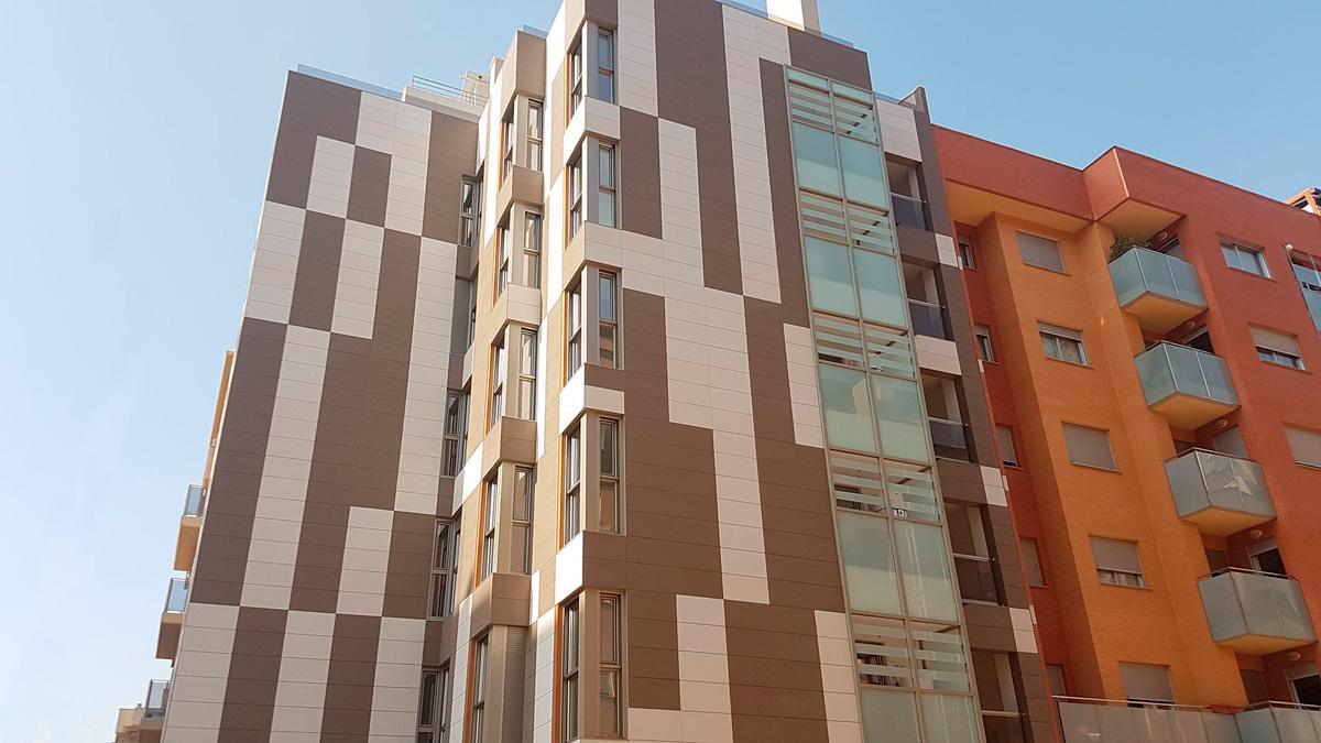 Reformas de fachadas en Palma