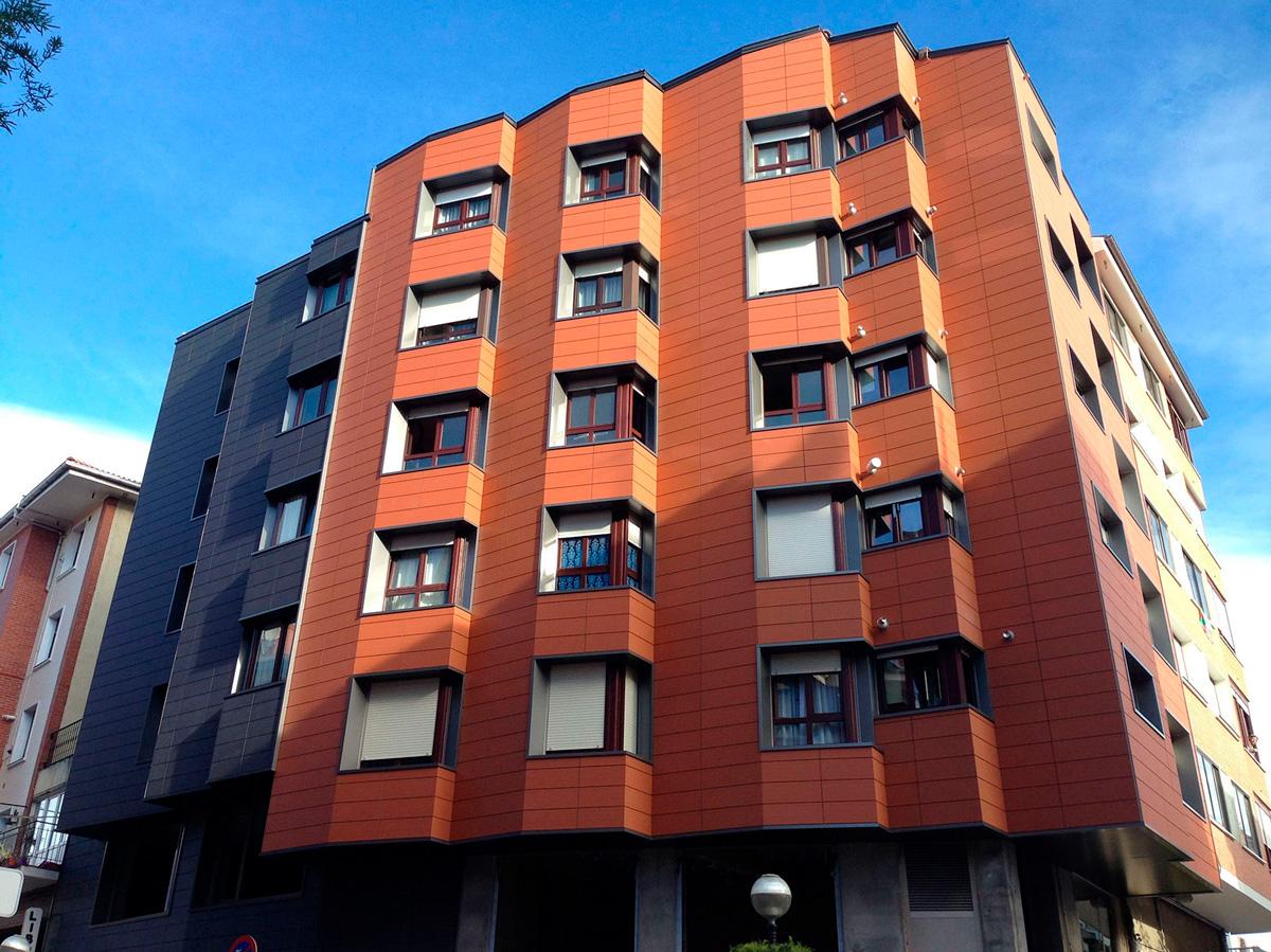 Rehabilitación de fachadas Mallorca