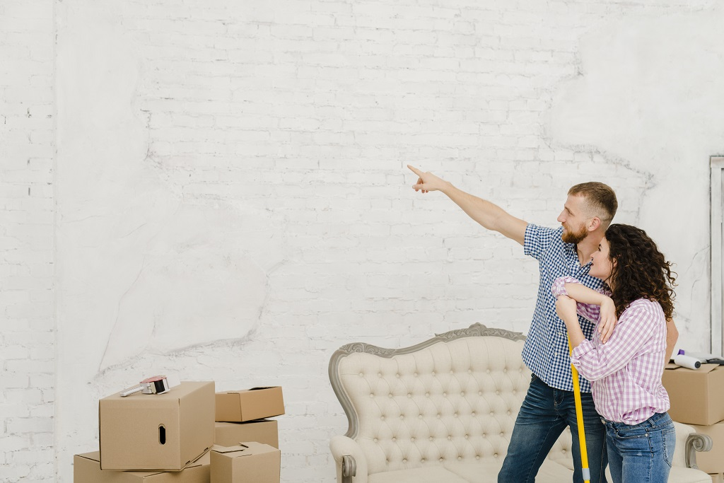 tirar un tabique en el hogar
