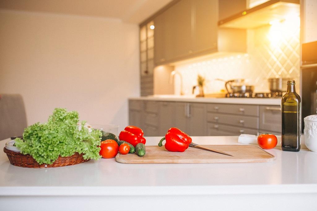 claves para iluminar la cocina