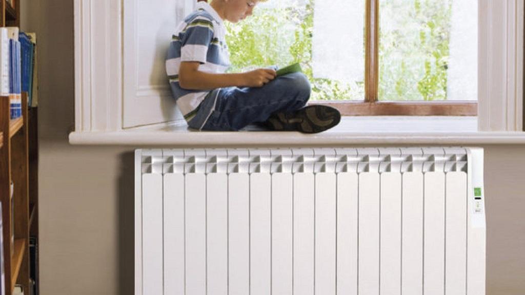 radiadores eléctricos para calefacción en el hogar